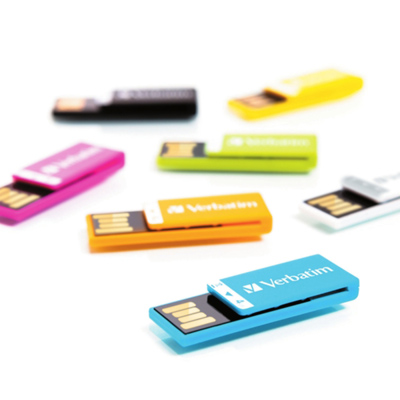 Plastic Paperclip USB