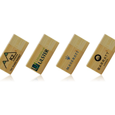 Bamboo USB