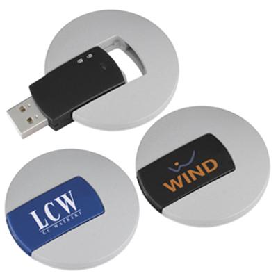 Round Slider USB