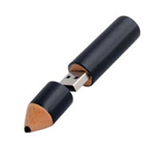 Wood Pencil USB