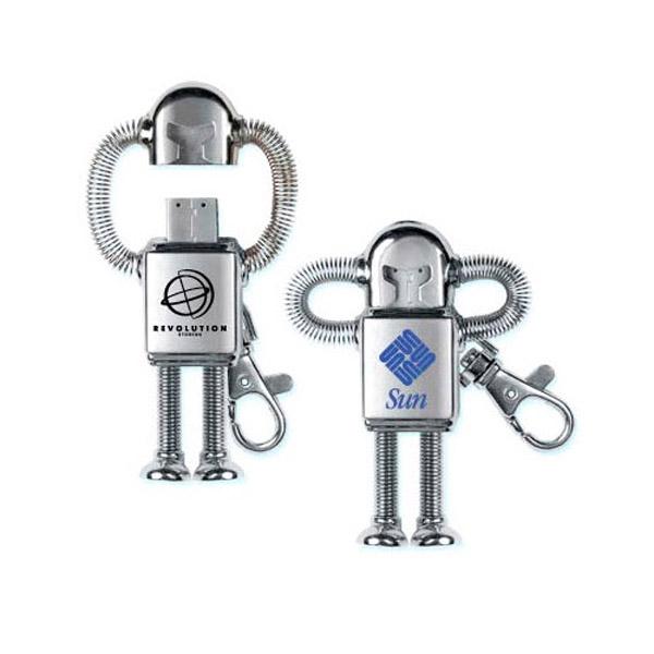 Robot Shape USB