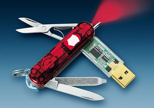 Swiss Army Knife USB